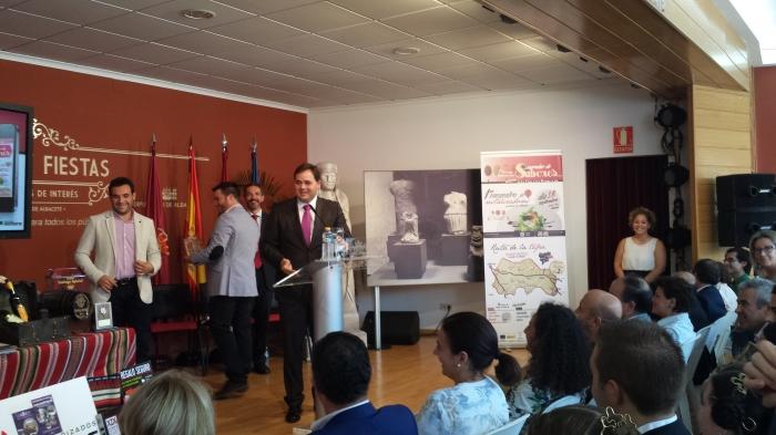 Francisco Nuñez Nuñez, Presidente de la Diputación Provincial de Albacete y Alcalde de Almansa